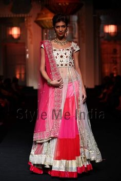 Jyotsna Tiwari at Aamby India Bridal Week 2012