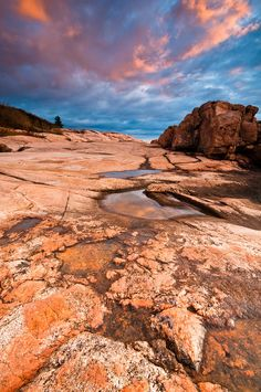 Hazard Rocks, Narragansett, Rhode Island.