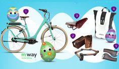 Gewinne mit dem Osterwettbewerb von UPC Cablecom und ein wenig Glück ein Gutschein von m-way.ch für ein E-Bike im Wert von CHF 2'800.- , ein Trelock Schloss, einen Ledersattel, einen Ortlieb Velocity Rucksack, sowie Ergon Lenkergriffe. https://www.alle-schweizer-wettbewerbe.ch/e-bike-von-m-way-und-mehr-gewinnen/