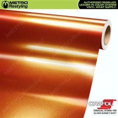 ORACAL 970RA-320M MATTE CRANBERRY Vinyl Vehicle Car Wrap Decal Sheet Film Roll