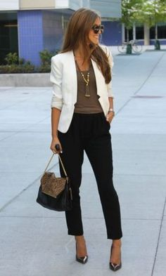 Cute Office Outfits Ideas 106