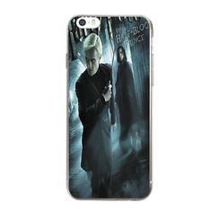 Harry Potter design Case For IPhone 5 5S SE 6 6S Plus Case Luxury Clear soft Ultra slim silicone Tpu Cell Phone Cover
