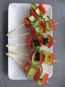 Creatief met groente