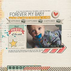 Forever My Baby-technique talk