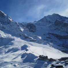 Kleine Scheidegg, Switzerland.