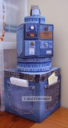 из старых джинсов органайзер: 13 тыс изображений найдено в Яндекс.Картинках