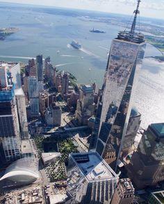One World Trade by @jcphotogasms #newyorkcityfeelings #nyc #newyork