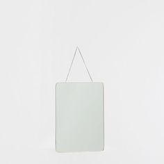 SPIEGEL MIT METALLIC-RAND - Dekoration - Neue Kollektion | Zara Home Deutschland