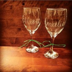 Beautiful hand engraved wine glasses being sent out but I want to know: Do you prefer Red or White wine? Or perhaps you're a rosé drinker? Hit ❤=red 😆= white 😲= rosé Or if you're a beer drinker. Personalised Glasses, Red And White Roses, Hand Engraving, Beautiful Hands, White Wine, Glass Art, Beer, Facebook, Root Beer