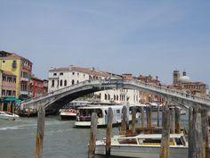 Ponte degli Scalzi. Venezia, Venice, Benátky