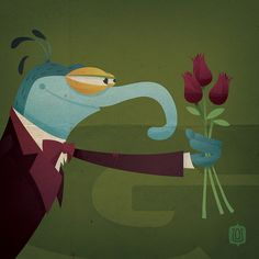 G is for Gonzo