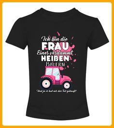 Limitierte EditionFrau eines Bauern - Shirts für frau (*Partner-Link)