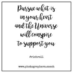 Pursue what's in your heart and the Universe will conspire to support you.  Reading the all-inspiring  Finding Ultra (revised and updated edition)by @richroll and  I so resonate with this quote from the book I love it!  #richroll #findingultra #photographerscoach