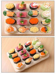 [일식] 초밥만들기, 새우초밥 만들기, 연어초밥 만들기, 한치초밥 만들기,초밥 만드는법 : 네이버 블로그 Japanese Party, Japanese Food, My Best Recipe, Sushi, I Am Awesome, Cheesecake, Good Food, Food And Drink, Cooking Recipes