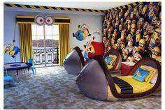 Minions room