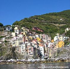 Why visit Cinque Terre? It is beautiful for one and it has great restaurants for another.  Here are more reasons to visit this must see area: http://www.amoretravelguides.com/blog/the-cinque-terre-italy.php