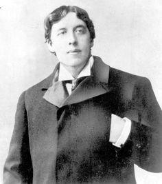 """Special signed Oscar Wilde edition may bring $100,000 at auction  Legenday wit Oscar Wilde spent two unpleasant years in prison in England for """"gross indecency"""" -- how officials in 1895 chose to describe homosexual activity. The socialite playwright, whose comedy """"The Importance of Being Earnest"""" had debuted earlier that year, was sentenced to hard labor....  http://www.latimes.com/books/jacketcopy/la-et-jc-oscar-wilde-may-take-100000-at-auction-20140513-story.html"""