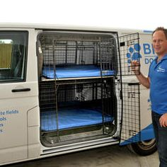 Gallery   Bruces Doggy Daycare pick up van