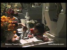 ▶ Dia de Muertos, Day of the Dead Festival - YouTube - Para principiantes ( En ingles con un poquito de espanol)
