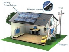 Solar Energy System: Solar Panel & Solar Power system for home and business. VTech Electrocon offers innovative and cost-effective Solar Energy Solutions. Solar Energy Panels, Solar Panels For Home, Best Solar Panels, Solar Energy For Home, Solar Roof Tiles, Off Grid Solar, Solar Projects, Energy Projects, Solar House