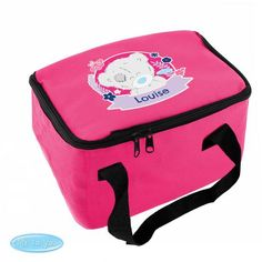 Personalised Pink Lunch Bag - Me To You