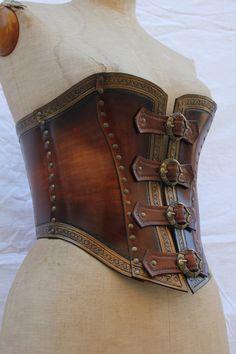 Leather work 119 - 2 by HamraBDG.deviantart.com on @deviantART