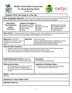 Scale and proportion lesson plan housing interior design lesson plans pinterest scale for Interior design lesson plans for high school