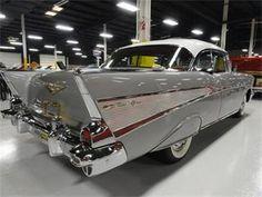 Elegant, classy, perfect. 1957 Chevrolet Bel Air for Sale   ClassicCars.com   CC-428947