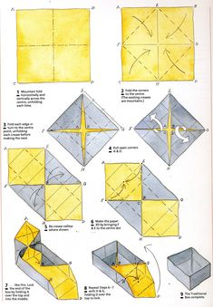 How to make a origami rectangle box instructions folding origami boxby step easy origami flower instructions origami heart origami heart box instructions origami gatefold box crafts diy how to fold origami double heart easy