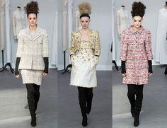 Chanel показ мод