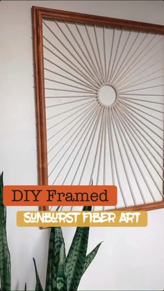 Diy Craft Projects, Diy Crafts For Home Decor, Fun Diy Crafts, Creative Crafts, Diy Upcycled Decor, Wall Decor Crafts, Craft Projects For Adults, Creative Wall Decor, Cheap Wall Decor