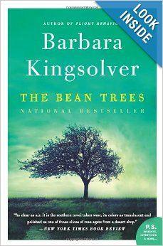 The Bean Trees: A Novel: Barbara Kingsolver: 9780062277756: Amazon.com: Books