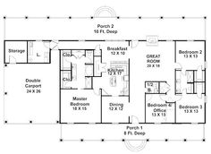 1000 ideas about simple house plans on pinterest house