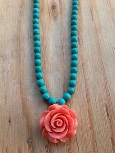 Hues You'll Heart | Turquoise and Coral http://www.theperfectpalette.com/2014/03/wedding-colors-shades-of-turquoise.html