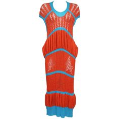 Body Map knitted tube dress, c. 1985 | From a collection of rare vintage evening dresses and gowns at https://www.1stdibs.com/fashion/clothing/evening-dresses/