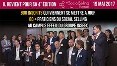 Social Selling Forum Paris Mai 2017