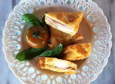 Denny Chef Blog: Mozzarella in carrozza, versione campana