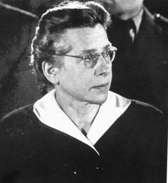 Milada Horáková (1901) - Czech politician, member of anti-Nazi resistance, victim of Communists regime. Horáková was falsely accused from a treason and after the show-trial when she stood firm, defending her ideals, she was sentenced to death and executed. She became a symbol of prowess. #Czechia #Czechoslovakia Famous Faces, Czech Republic, Workplace, Laughter, Personality, How To Become, Death, War, The Little Mermaid