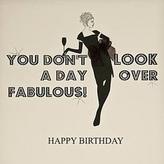 Image result for happy birthday to a fabulous woman