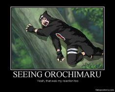 Orochimaru demotivational poster by ~stealing-Hidans-tofu on deviantART