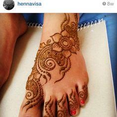 #henna #mehndi #tattoo #art #design #hennspiration #inspiration