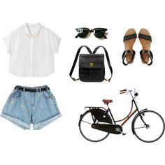 Minimal + Classic: Summer Riding