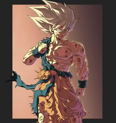 Goku Super Saiyan by CodyArtzzz Wallpaper Animes, Animes Wallpapers, Goku Wallpaper, Dragonball Goku, Otaku, Super Anime, Dragon Ball Image, Dragon Images, Animation