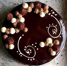 Potrójnie musowe ciasto czekoladowe | Moje Wypieki