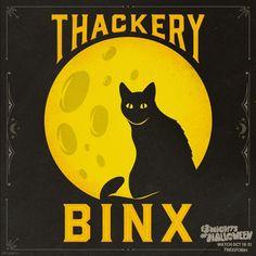 Thackery Binx !!! Hocus Pocus <3