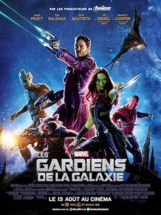 Les Gardiens de la Galaxie - le 13/08/14 à #Kinepolis http://kinepolis.fr/films/les-gardiens-de-la-galaxie#showtimes