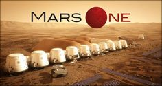 Mars One are proposing that SpaceX Dragon capsules will take them to Mars and then can be transformed into habitats. Credit: Mars One