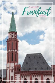 Things to Do on a Long Layover in Frankfurt European Vacation, European Travel, Euro Travel, Shopping Travel, Vacation Spots, Europe Travel Tips, Travel Guides, Budget Travel, Travel Destinations