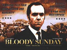 Impressive Paul Greengrass docu-style film about the massacre in Derry in 1972 in N. Ireland.