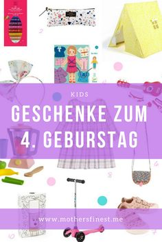 Geschenk-Ideen für 3-Jährige (zum Geburtstag oder